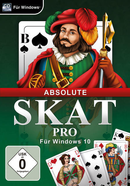 Absolute Skat Pro für Windows 10 (PC) für 14,99 Euro