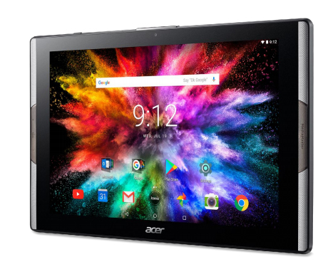 "Acer Iconia Tab 10 A3-A50 Tablet 25,65cm/10,1"" FHD IPS WiFi 64GB 4GB Android 7.0 für 299,00 Euro"
