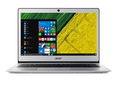 "Acer Swift 1 (SF113-31-P9TR) Notebook N4200 4GB 64GB Intel shared 13"" FHD matt 3 Jahre Garantie für 299,00 Euro"