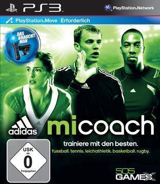 adidas miCoach (Playstation3) für 19,99 Euro