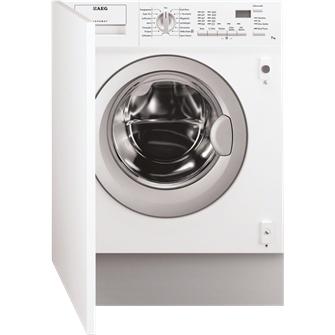 AEG L61470BI vollintegrierbare Waschmaschine 7kg 1400 U/min A++ Aqua Control für 826,00 Euro