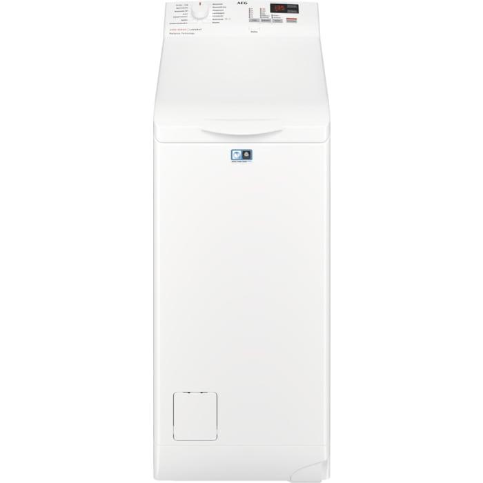 AEG L6TB41270 Waschmaschine 7kg 1200 U/min A+++ Toplader Aqua Control System für 779,00 Euro