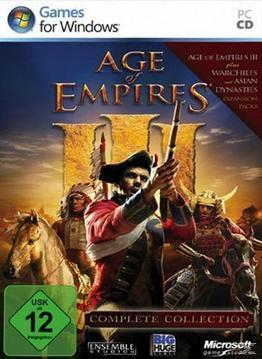 Age of Empires III - Complete Collection (PC) für 34,99 Euro