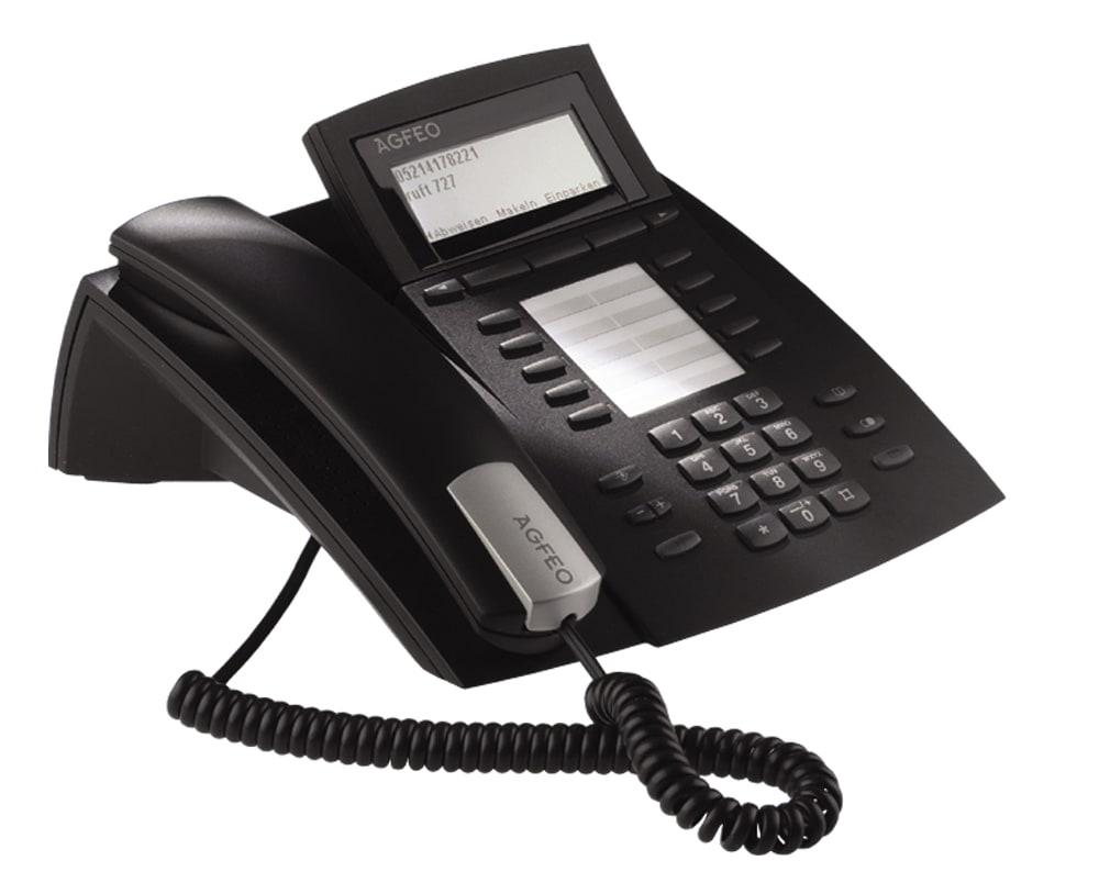 AGFEO ST 42 IP schnurgebundenes Systemtelefon Lan-Port Freisprechen für 299,00 Euro