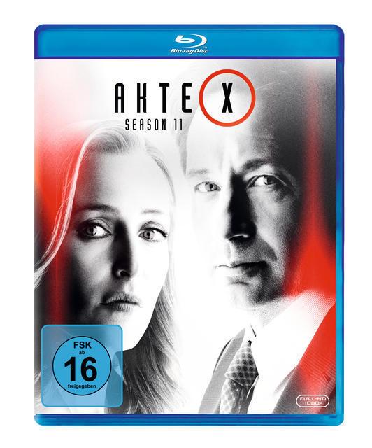 Akte X - Season 11 BLU-RAY Box (BLU-RAY) für 19,99 Euro