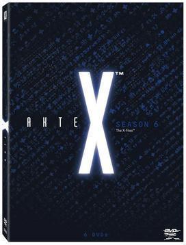 Akte X - Season 6 DVD-Box (DVD) für 14,99 Euro