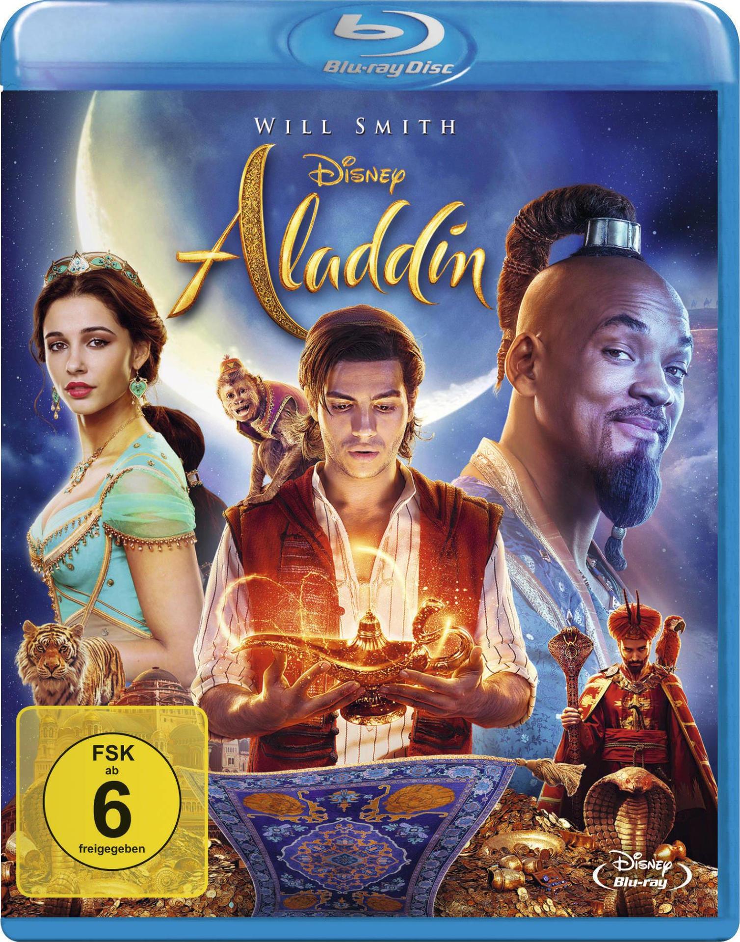 Aladdin (BLU-RAY) für 18,99 Euro