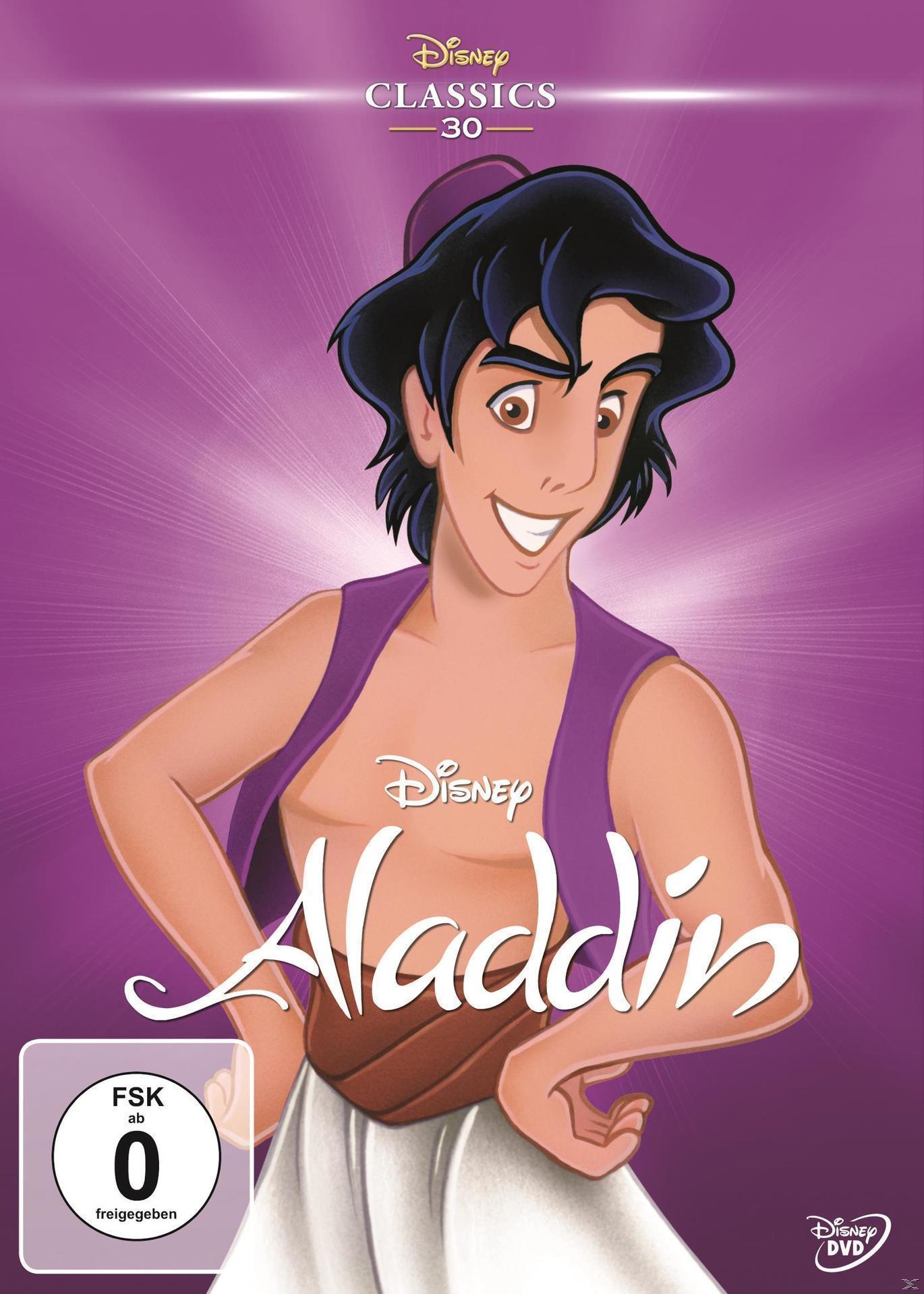 Aladdin - Special Edition Classic Collection (DVD) für 12,99 Euro