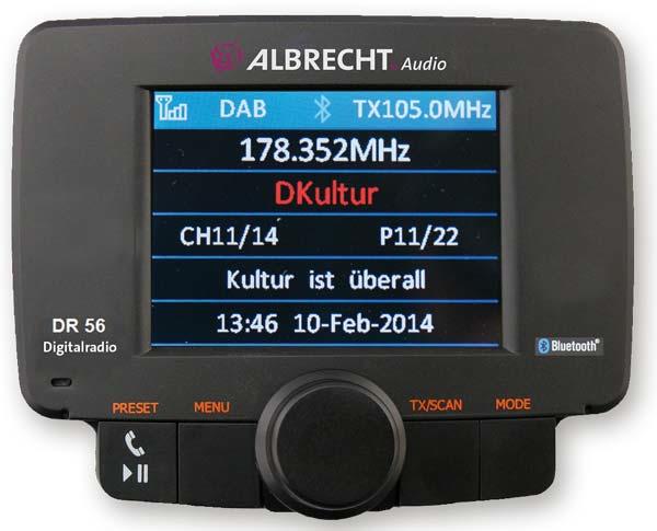 Albrecht DR 56 für 129,90 Euro