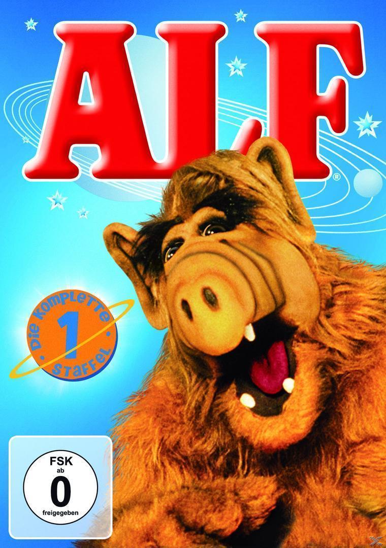Alf - Staffel 1 DVD-Box (DVD) für 11,99 Euro