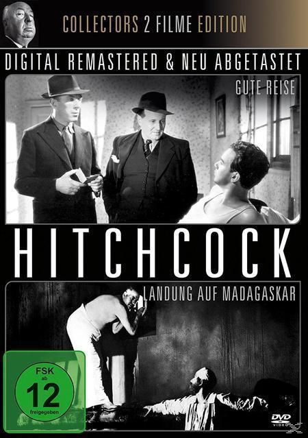 Alfred Hitchcock: Landung auf Madagaskar & Gute Reise (DVD) für 6,99 Euro