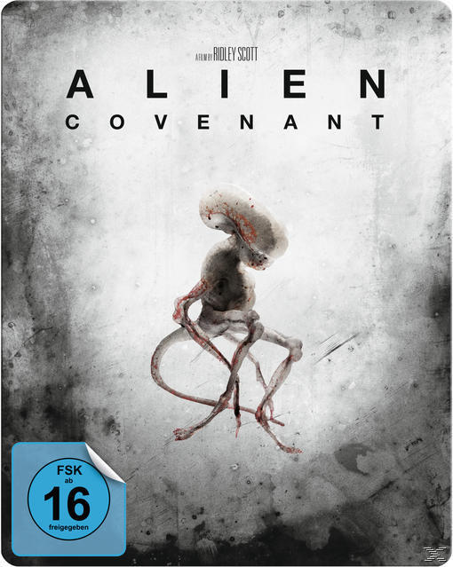 Alien: Covenant Steelbook (BLU-RAY) für 24,99 Euro