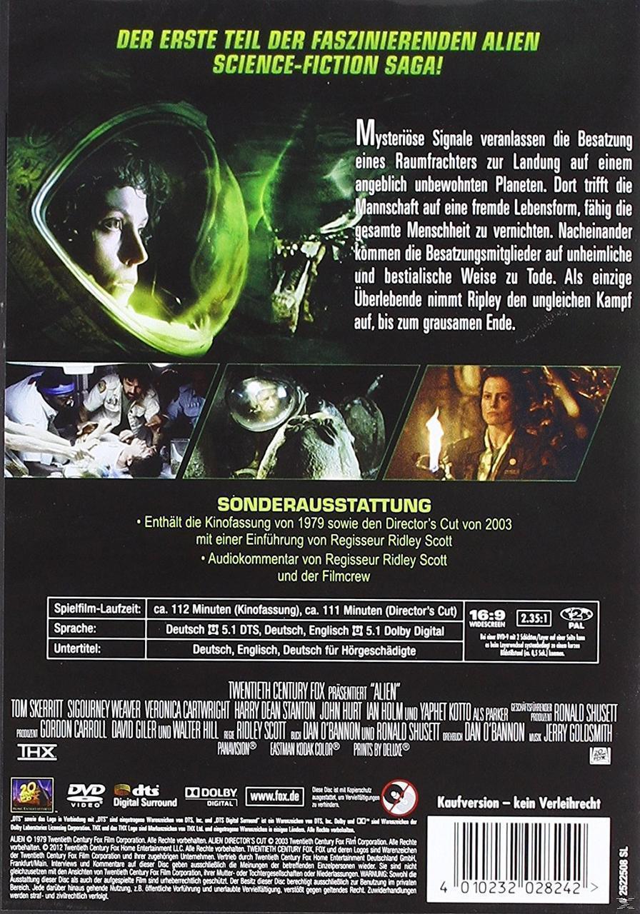 Alien ProSieben Blockbuster Tipp (DVD) für 7,99 Euro
