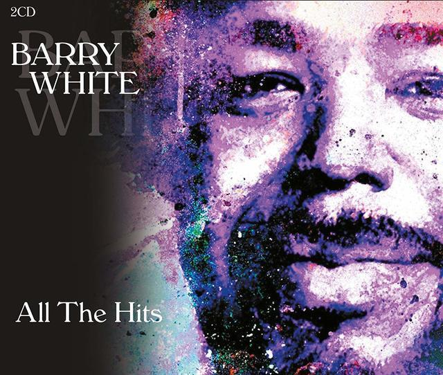 All The Hits (Barry White) für 5,99 Euro