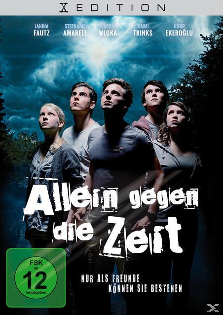 Allein gegen die Zeit - Der Film (DVD) für 7,99 Euro