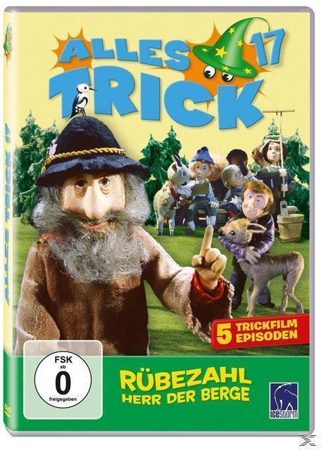 Alles Trick 17 - Rübezahl (DVD) für 8,99 Euro