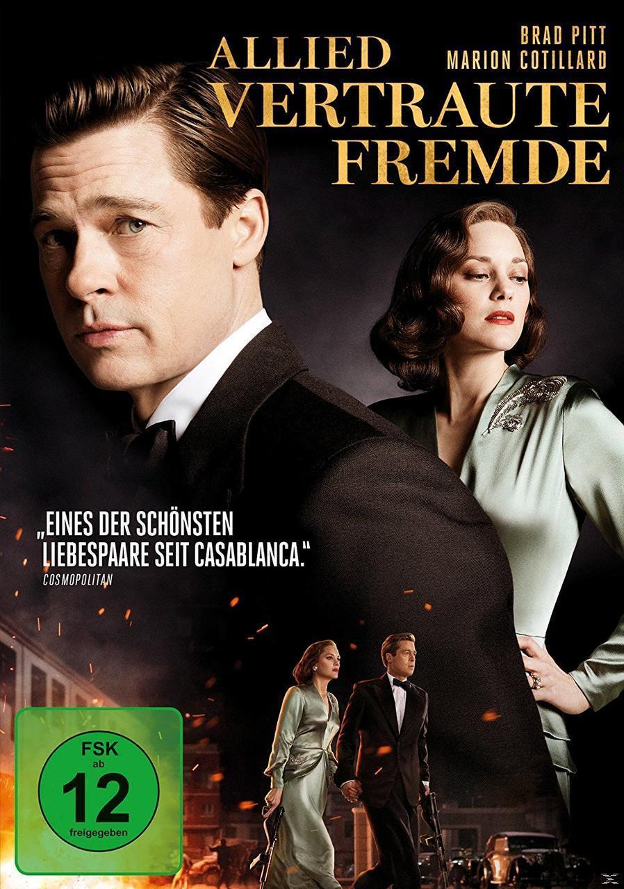 Allied - Vertraute Fremde (DVD) für 8,99 Euro