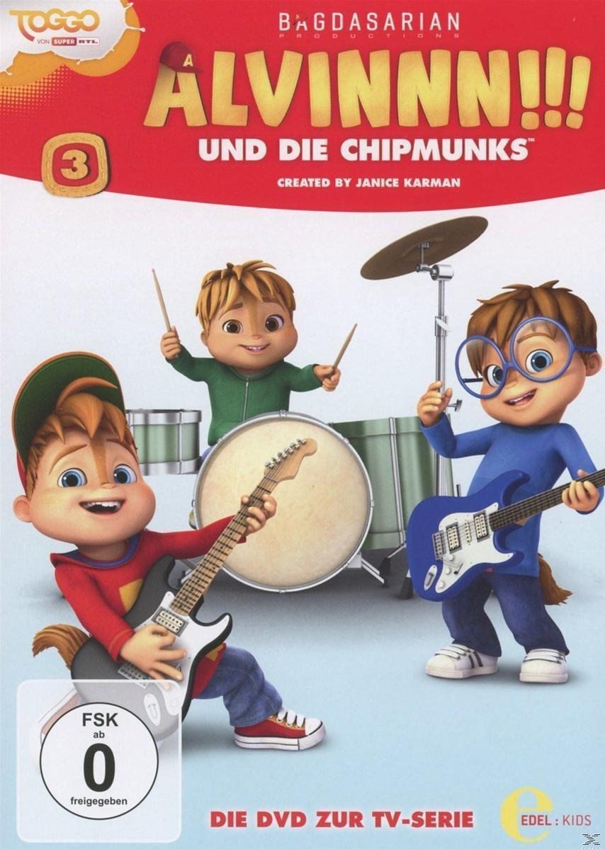 Edel Germany Gmbh Alvin Und Die Chipmunks 3 Von Expert Technomarkt