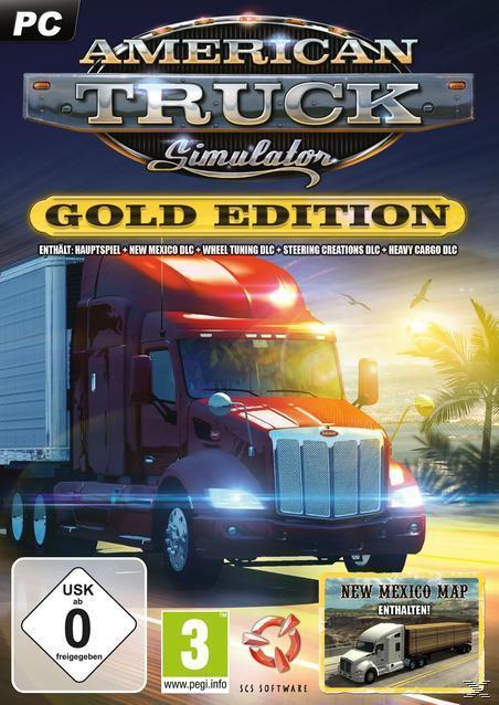 American Truck Simulator: Gold-Edition (PC) für 29,99 Euro