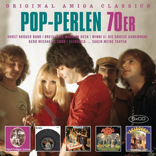 Amiga Pop Perlen (Amiga In Den 70ern) (VARIOUS) für 19,99 Euro