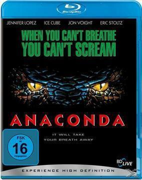 Anaconda (BLU-RAY) für 14,99 Euro