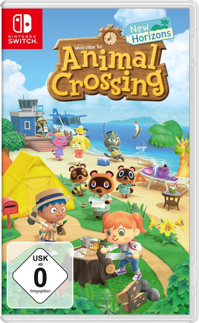 Animal Crossing: New Horizons (Nintendo Switch) für 54,99 Euro