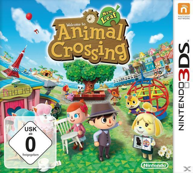 Animal Crossing: New Leaf (Nintendo 3DS) für 35,00 Euro