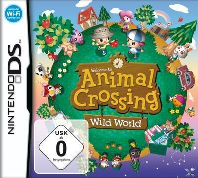 Animal Crossing: Wild World (Nintendo DS) für 39,99 Euro