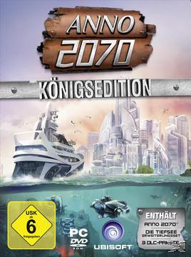 ANNO 2070 Königsedition (PC) für 39,99 Euro