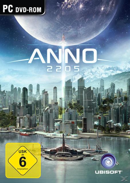 ANNO 2205 (Software Pyramide) (PC) für 15,00 Euro
