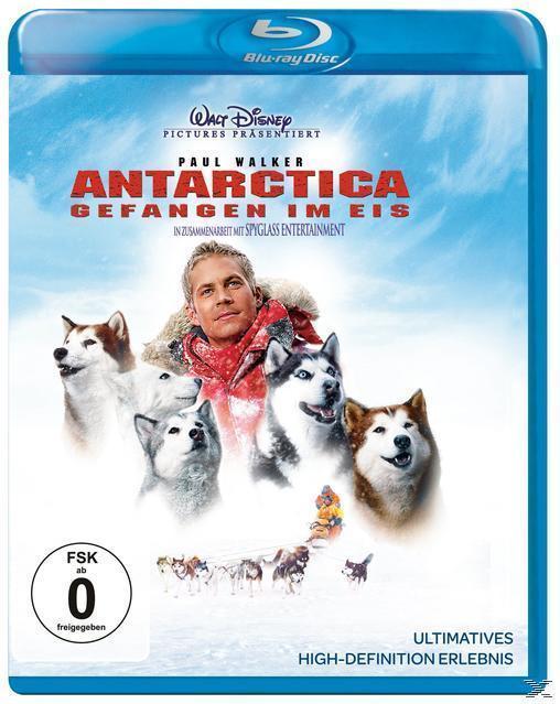 Antarctica - Gefangen im Eis (BLU-RAY) für 9,99 Euro