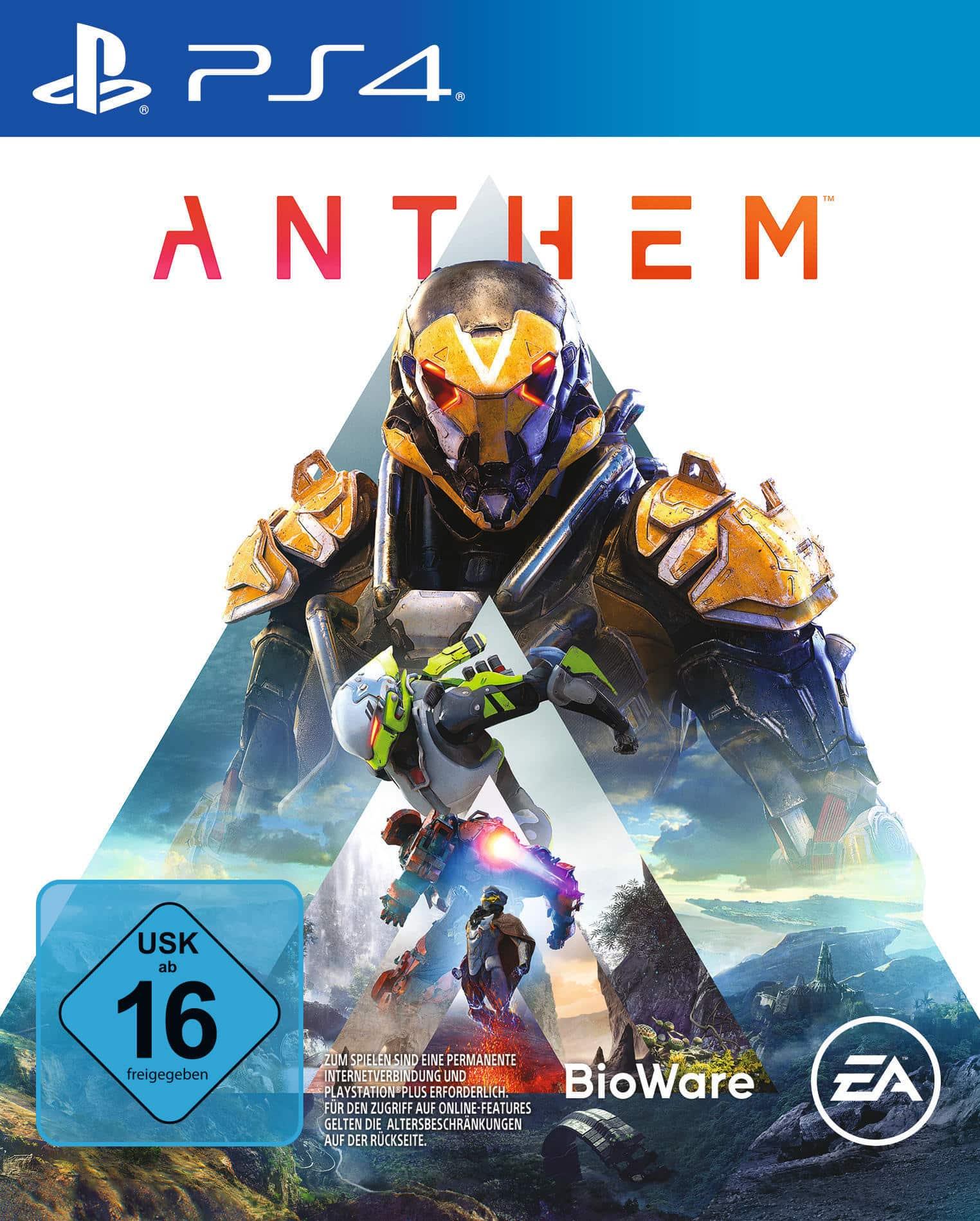 Anthem (PlayStation 4) für 19,99 Euro