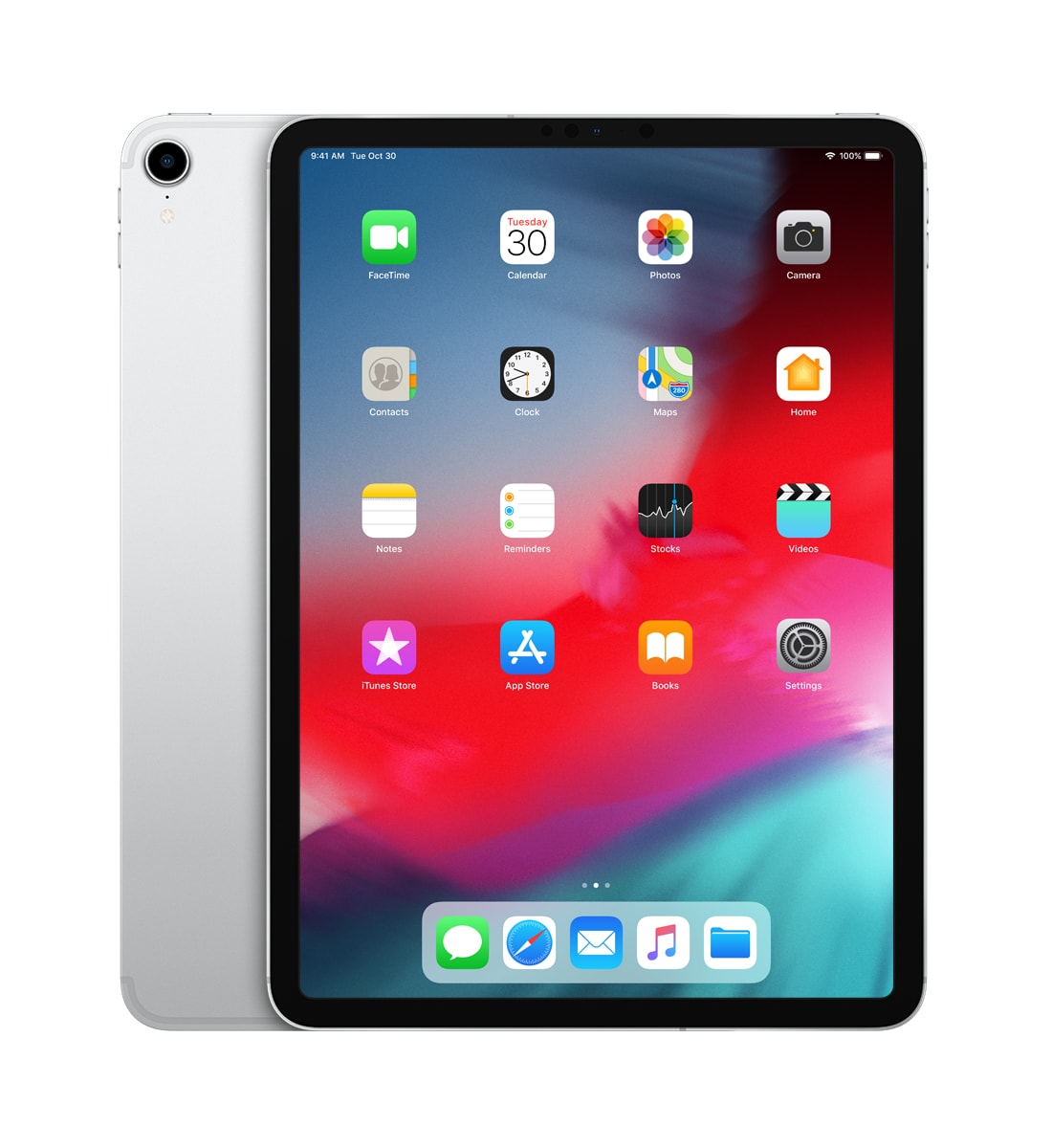 Apple iPad Pro 11'' Cellular 512GB MU1M2FD/A Tablet 27,96cm 12MP für 1.375,00 Euro