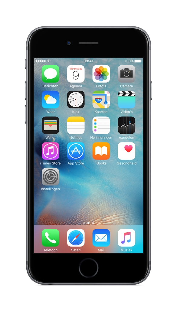 Apple iPhone 6s 32GB Smartphone 11,94cm/4,7'' iOS10 12MP für 499,00 Euro
