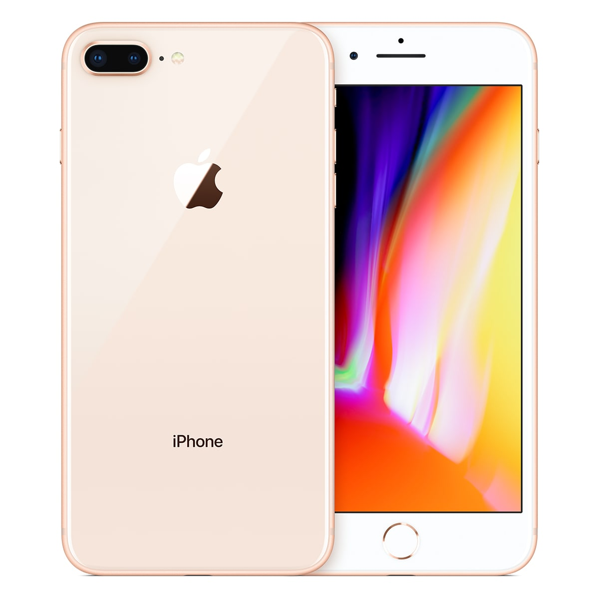 Apple iPhone 8 Plus 64GB Smartphone 13,94cm/5,5'' iOS11 12MP für 789,00 Euro
