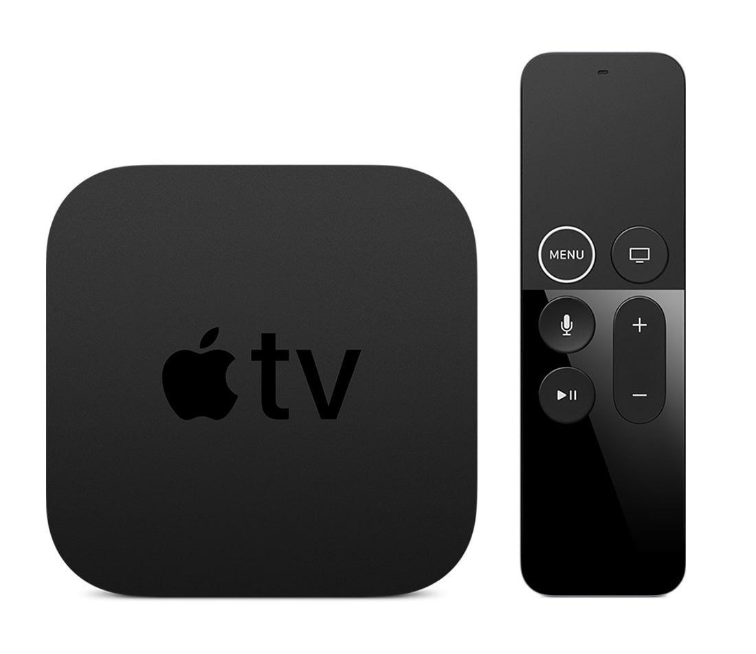 Apple TV 4K 64GB (2017) MP7P2FD/A für 215,00 Euro