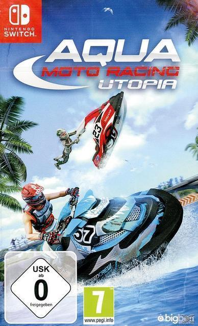 Aqua Moto Racing Utopia (Nintendo Switch) für 19,99 Euro