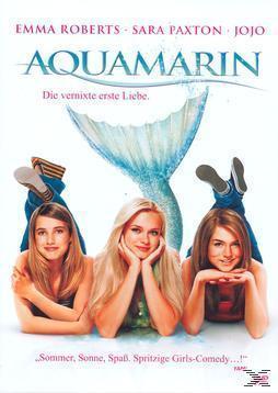 Aquamarin: Die vernixte erste Liebe (DVD) für 7,99 Euro
