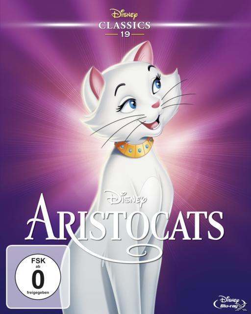 Aristocats Classic Collection (BLU-RAY) für 12,99 Euro