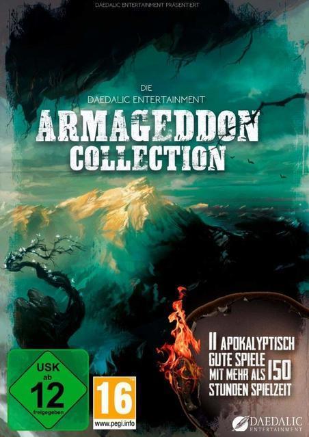 Armageddon Collection (PC) für 29,99 Euro