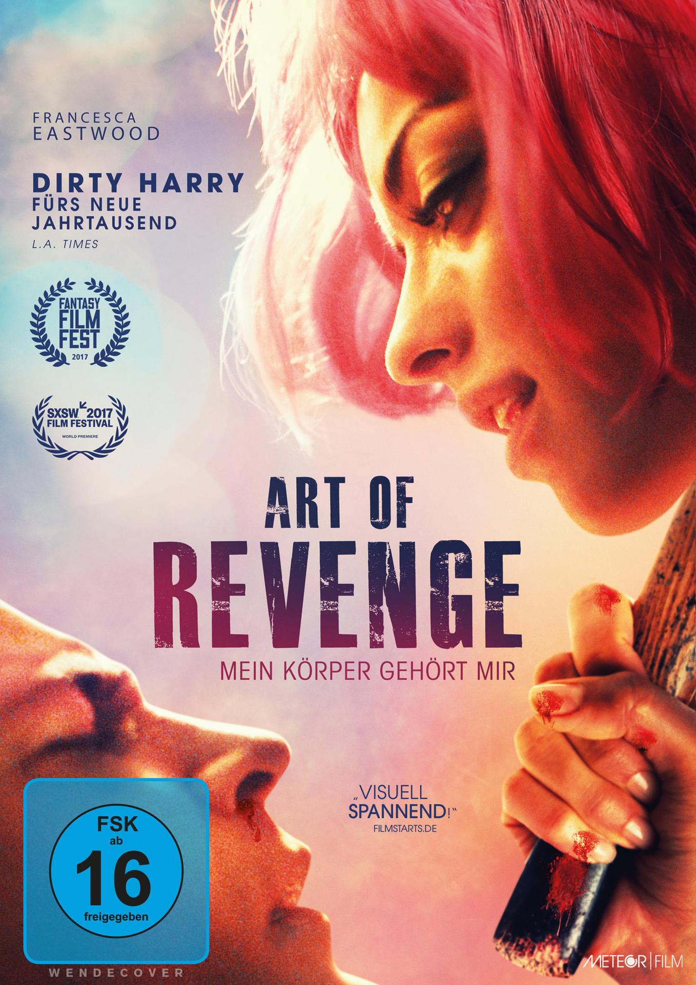 Art of Revenge - Mein Körper gehört mir (DVD) für 12,99 Euro