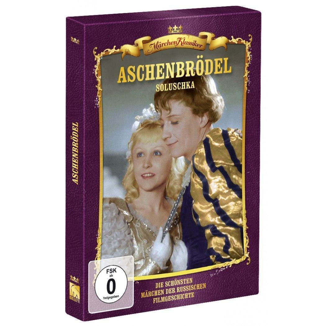 Aschenbrödel Soluschka (DVD) für 11,99 Euro