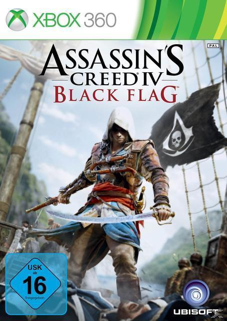 Assassin's Creed IV: Black Flag (XBox 360) für 29,99 Euro