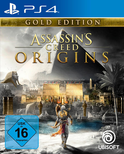 Assassin's Creed Origins - Gold Edition (PlayStation 4) für 49,99 Euro