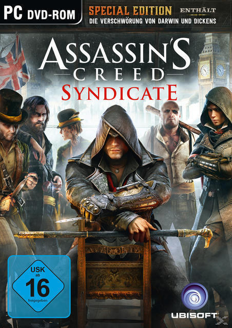 Assassin's Creed Syndicate - Special Edition (PC) für 14,99 Euro