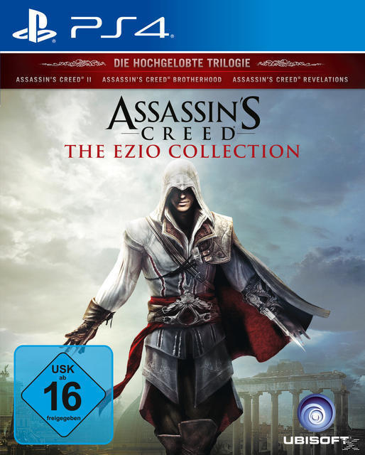 Assassin's Creed: The Ezio Collection (PlayStation 4) für 44,00 Euro