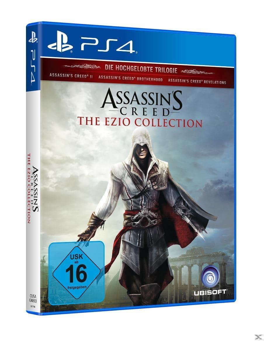 Assassin's Creed: The Ezio Collection (PlayStation 4) für 20,00 Euro