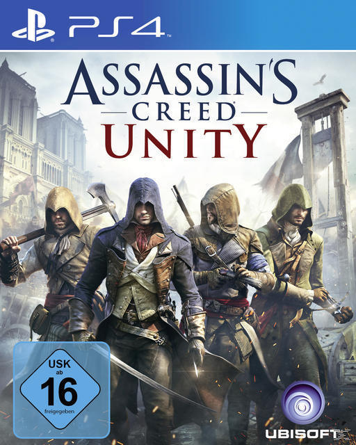 Assassin's Creed Unity (PlayStation 4) für 59,00 Euro