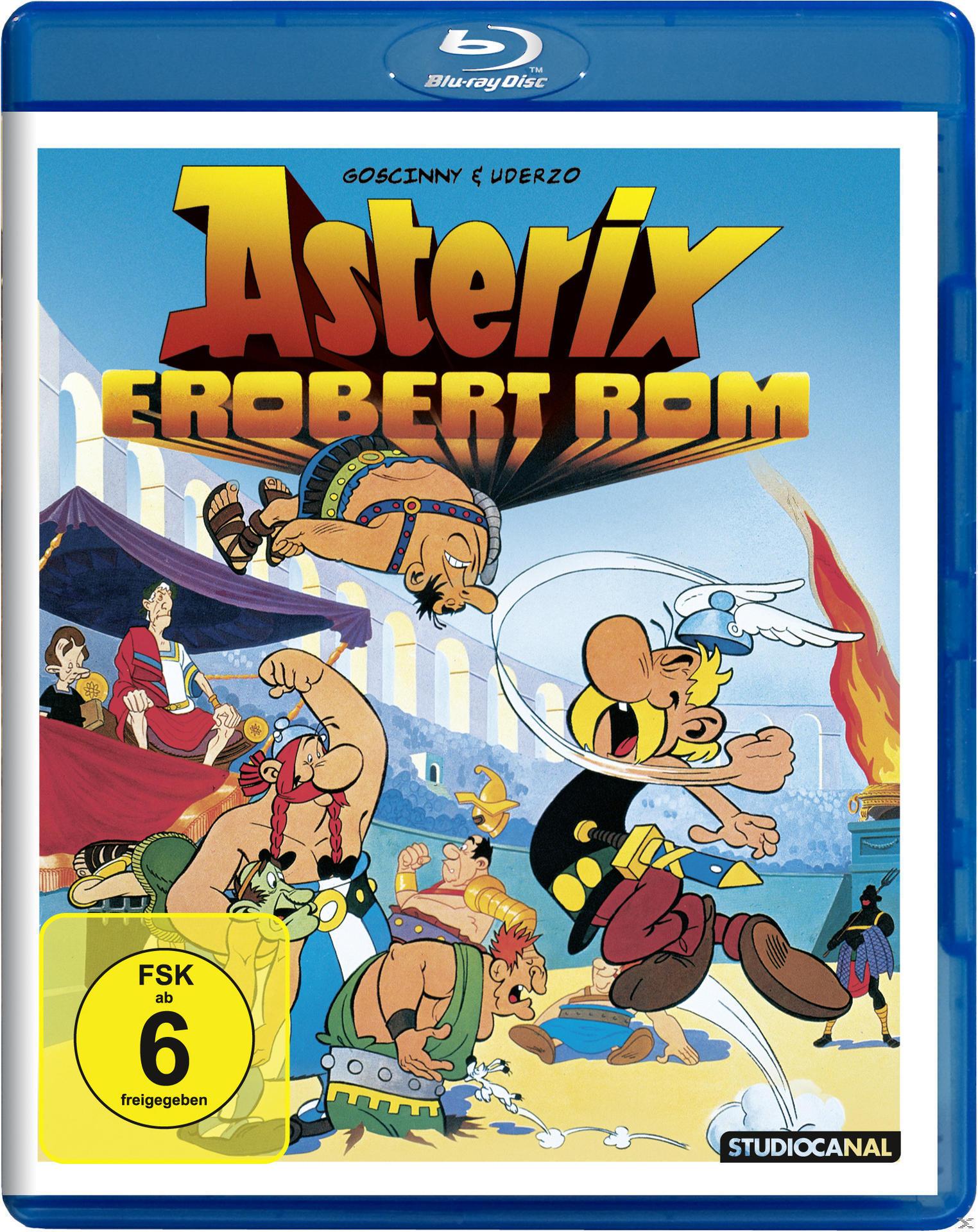 Asterix erobert Rom (BLU-RAY) für 9,99 Euro