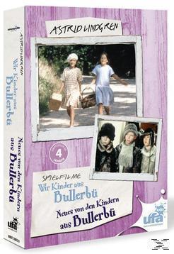 Astrid Lindgren: Bullerbü - Spielfilm-Box (DVD) für 14,99 Euro